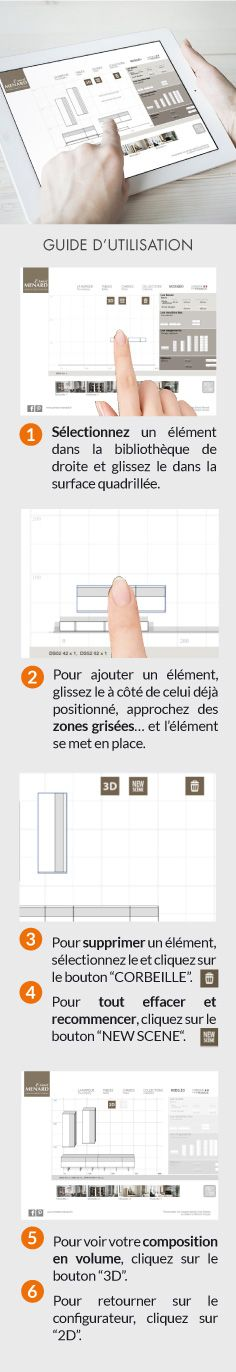 Aménagez votre espace | Fit out your space | Collection MODULÉO by Ernest Menard | meuble bois | Made in France | 10 years guarantee. www.ernest-menard.fr
