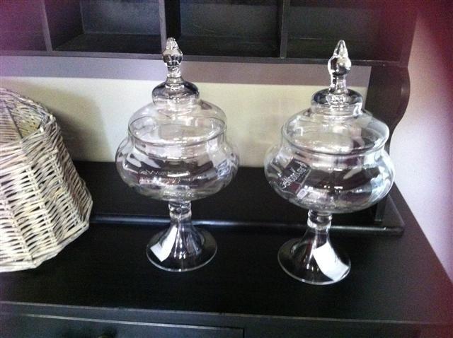Glazen Pot Op Voet 14x33cm 17 95 Gewoonknus Nl