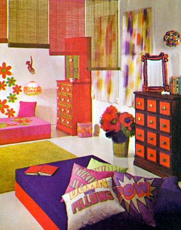 1000 images about retro on pinterest mid century modern for Decoration interieur 1960