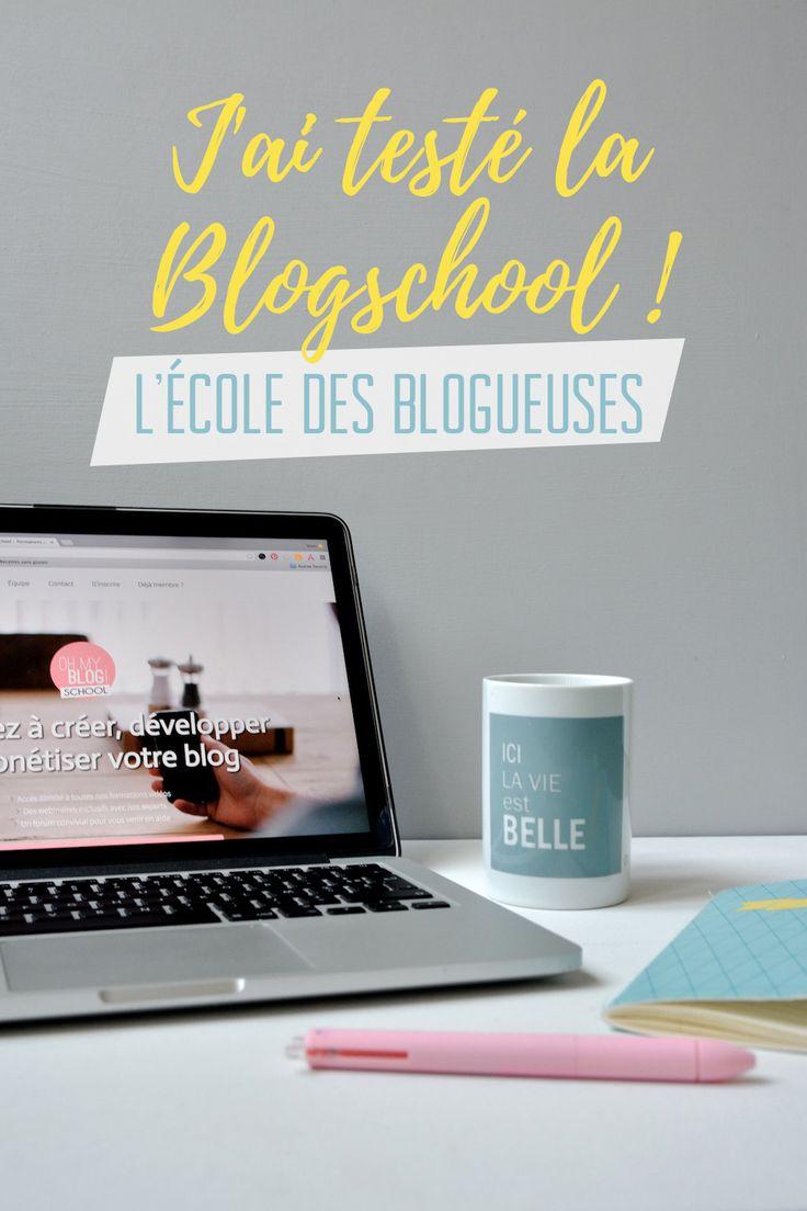 J'ai testé la Blogschool : l'école qui pimp ton blog ! - 22 v'la Scarlett l Live good eat good