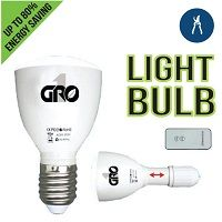 Gro1 Green LED Lightbulb with Remote Control | KyberZoo.com #kyberzoo #instago #bestoftheday #instagood #food #picoftheday #instalike #look #smile #amazing #photooftheday #love #veges #hydroponic #growlights #growtents #seeds #grow #homeandgarden #goodcreditbadcredit #postoftheday #financing #value #smartstore #megasupersmartstore #shoptillyoudrop #kyberzoo