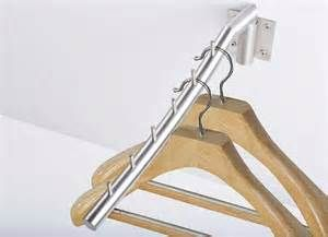 wall mounted folding hanging clothes rack - Bing images