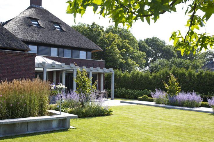 Siebers Tuinprojecten - Landelijk Strak - Hoog ■ Exclusieve woon- en tuin inspiratie.