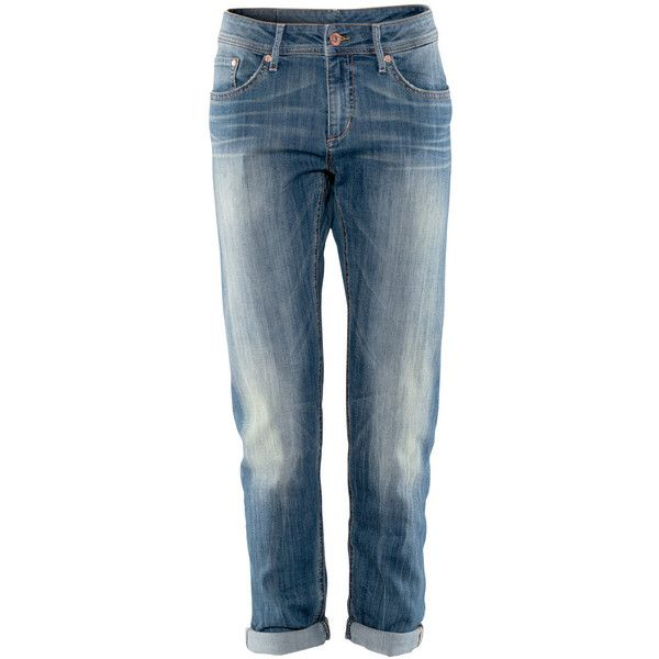 H&M Boyfriend Jeans (1.690 RUB) ❤ liked on Polyvore featuring jeans, pants, boyfriend jeans, h&m, denim, denim blue, low rise jeans, tapered leg jeans, boyfriend fit jeans y low-rise boyfriend jeans