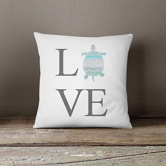 This pillow that says it all. | 22 Things Every Turtle Lover Needs In Their Life
