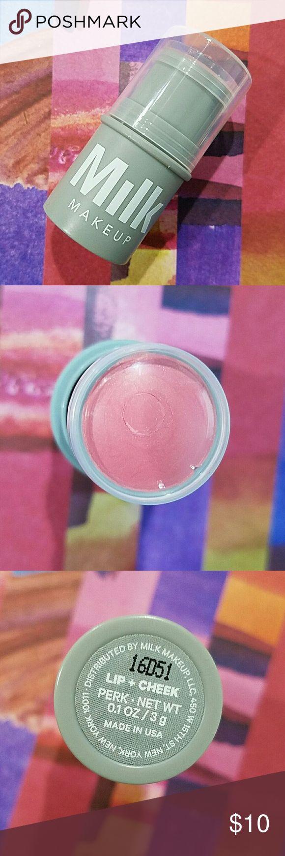 Milk Makeup Lip & Cheek in Perk Lips, Lip makeup