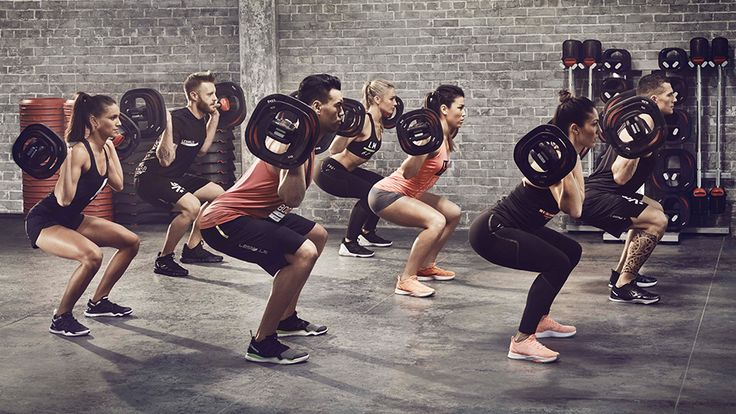 The Rep Effect: Why BODYPUMP drives amazing results.