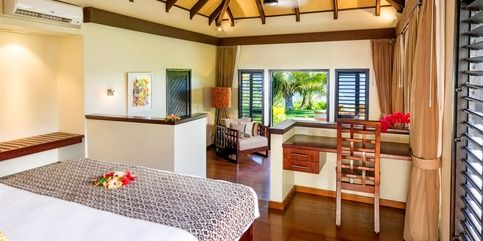 Accommodation Matamanoa Island Resort Fiji