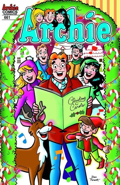 Hot new product added -  Archie #661 - http://ponderosa.co/things-from-another-world/2014/11/10/archie-661/