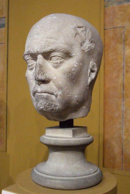 republican roman bust of a man Roman republican, julius caesar, ar denarius, 47 bc, sicily or possibly lilybaion, aulus allienus as proconsul c • caesar | imp • cos • iter diademed, draped bust of venus right.