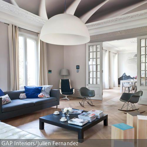 215 besten wohnungsideen Bilder auf Pinterest Beton diy, Basteln - wohnzimmer blau braun