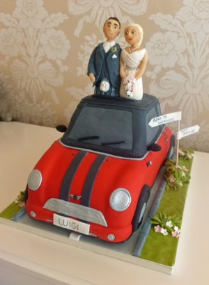 mini cooper wedding cake topper 123 best wedding cakes images on cake wedding 17393