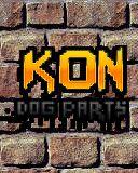 KON: dog parts Golden Edition
