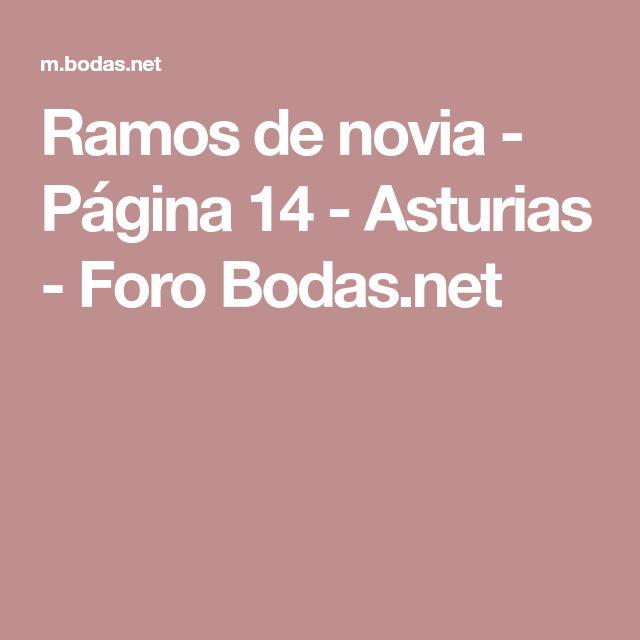 Ramos de novia - Página 14 - Asturias - Foro Bodas.net