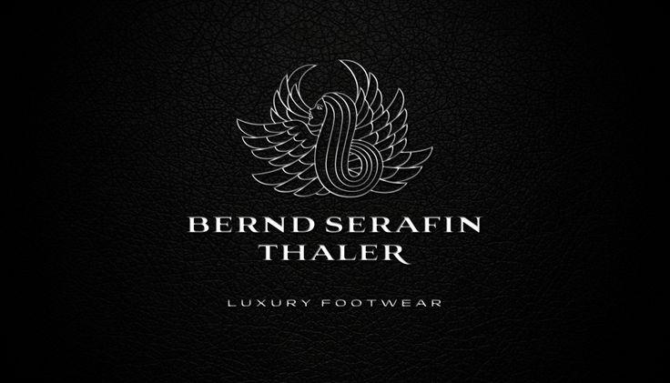 Logo für Wiener Luxury Footwear Label Bernd Serafin Thaler