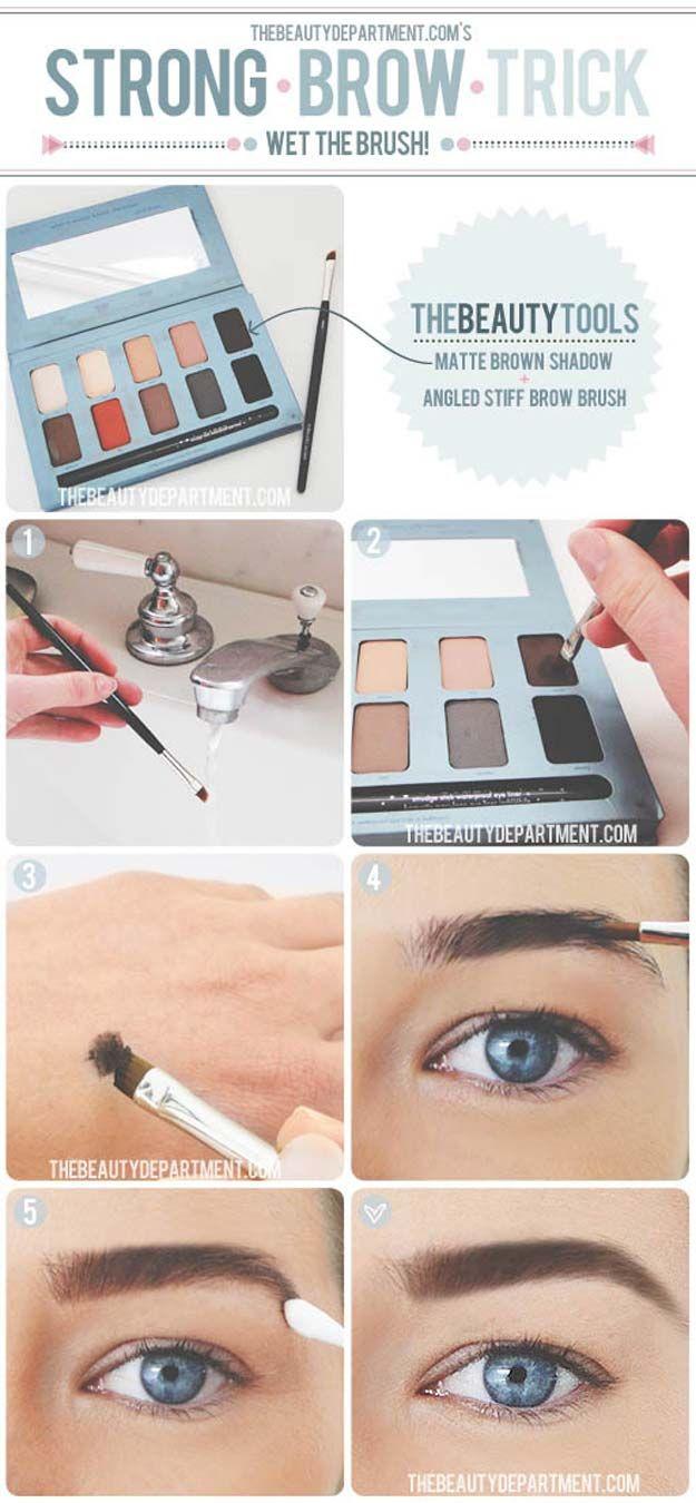Eyebrow Tutorial: 25+ Best Ideas About Pluck Eyebrows On Pinterest