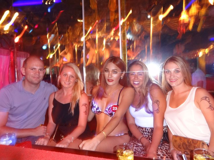 The best ladyboy bar in bangkok. We take you there on a hangover tour