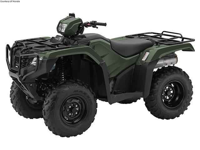 New 2016 Honda Fourtrax Foreman 4x4 Olive (Trx500fm1) ATVs For Sale in Alabama. 2016 Honda Fourtrax Foreman 4x4 Olive (Trx500fm1), The Honda FourTrax Foreman has long been the workhorse of the ATV world, the machine smart riders look to when big jobs or big adventures call. Strong, rugged, famously reliable and able to do it all, the Foreman is the boss of both ranch and trail.
