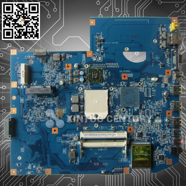 laptop motherboard for ASUS AS7450 AMD Motherboard CPU Socket 939 AMD Athlon 64 intergrated JV71-TR MB 100% tested perfect