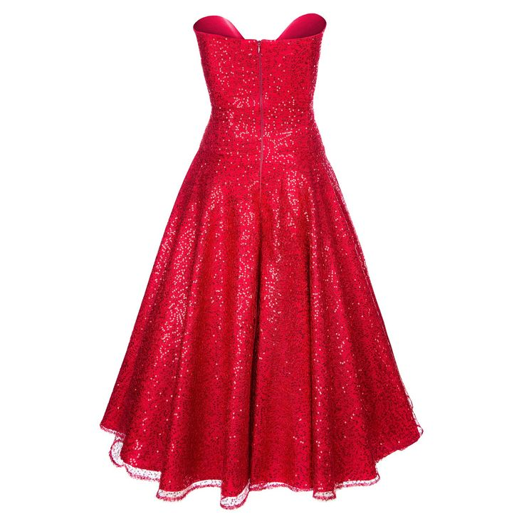 Dirty Dancer Dress dazzle flame - Outlet - Online Shop  - Lena Hoschek Online Shop