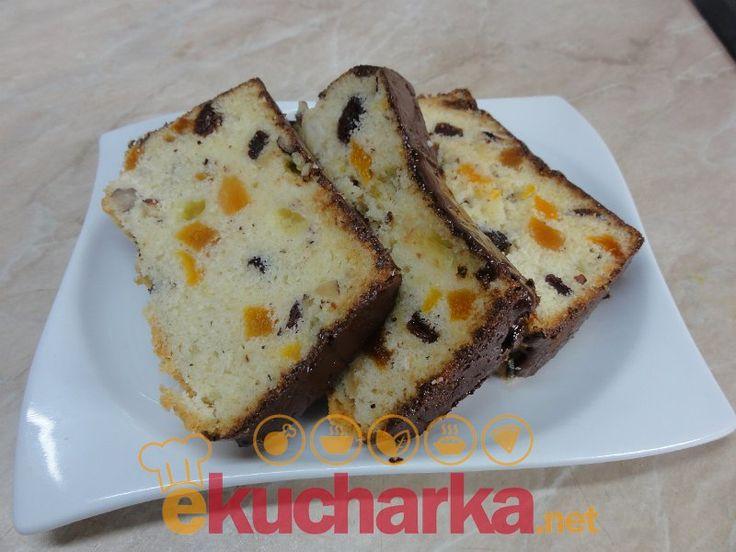 Biskupský chlebíček z bílků +videorecept