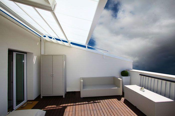 La resistenza al vento delle tende da sole