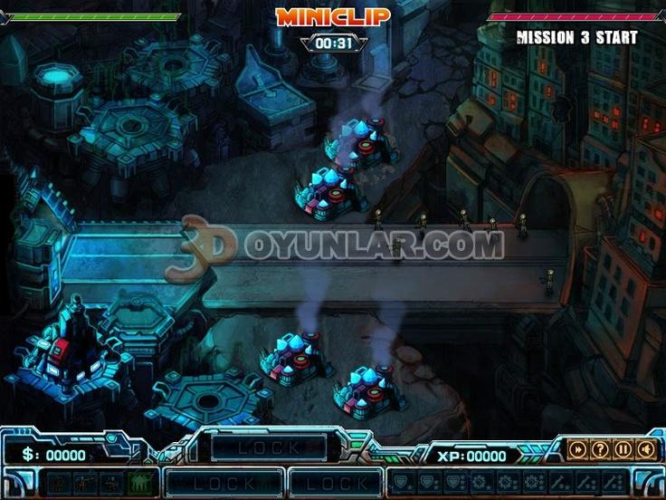 3d robot defans oyunu www.3doyunlar.com adresi farklı ile hizmetinize sunulmuştur. Heyecanlı ve sürükleyici bu oyunu oynamak için aşağı kısımdaki açıklamayı ve oyuna ait videoyu izleyerek oyun hakkında ufak tüyolar alabilirsiniz.