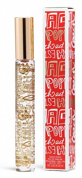 poppy roll-on scent #stockingstuffer