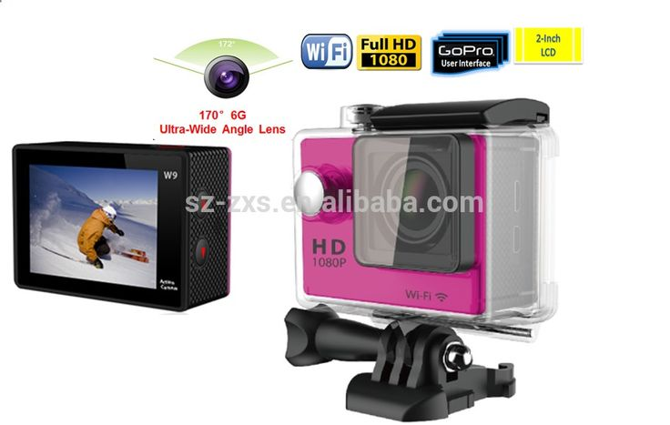 Full HD 1080P Sports camera wireless video camera Waterproof camera with 170 degree fish-eye lens ZXS-W9, View Full HD 1080P Sports camera, Aodepu Product Details from Shenzhen Zhixingsheng Electronic Co., Ltd. on Alibaba.com
