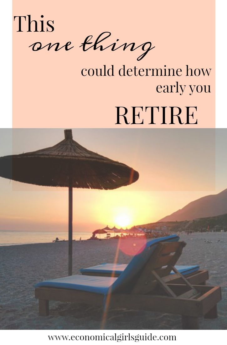 How much investing costs if you don't pay attention to fees! Retire early by being informed. | Economical Girl's Guide