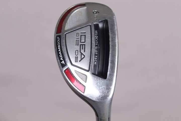 Ad Ebay Adams Idea A12os Hybrid Iron Set 5 Pw And Gw Stiff Rh Golf Clubs 2587 Golf Clubs Ironing Set Golf Club Head Covers