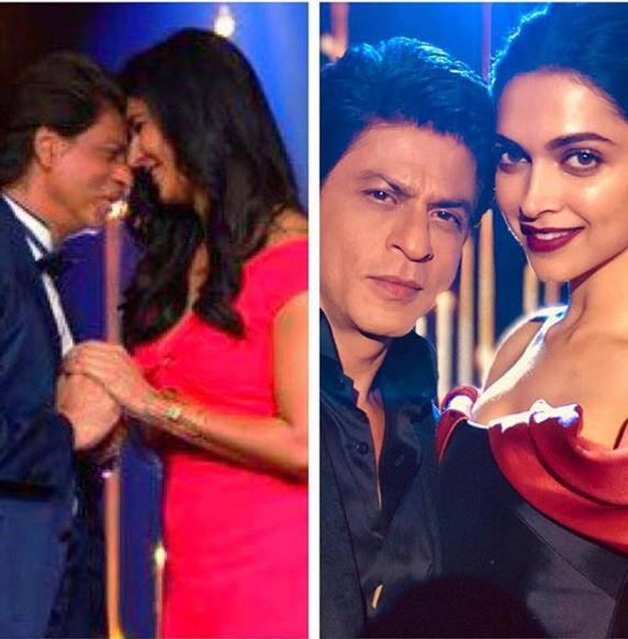 Is Deepika Padukone doing a cameo in Shah Rukh Khan and Katrina Kaif's Aanand L Rai film? View pic #FansnStars