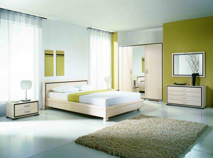 himmelbett bettgestell schlafzimmerbett schlafzimmergestaltung