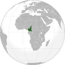 Description de l'image Cameroon (orthographic projection).svg.
