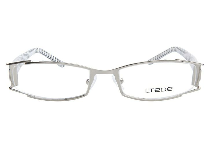 Ltede 1078 Silver eyeglasses. Get low prices, superior customer service, fast shipping and high quality, authentic products. from @Clearly Contacts