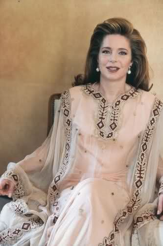 Queen Noor's Fashion and Style