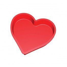 Forma do ciasta SERCE #bakeshop  #love #heart #baking