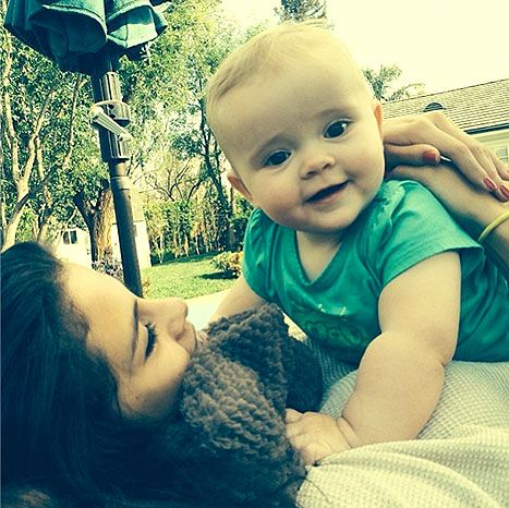 Selena Gomez Cuddles With Baby Sister Gracie In Adorable New Picture - Us Weekly