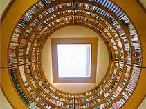 Výsledek obrázku pro knihovny ve strope