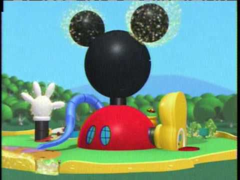 Mickey Mouse Clubhouse!!