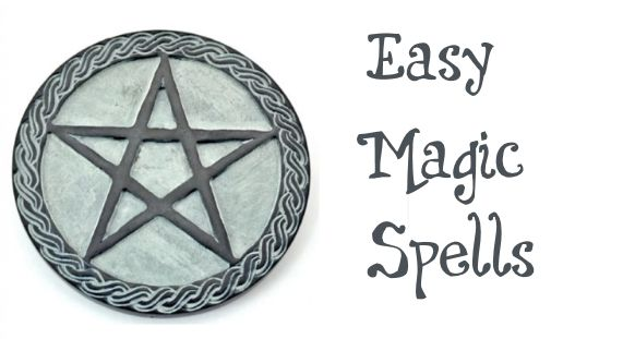 Easy magic spells are a perfect place to start if you want to learn witchcraft, even if you're not Wiccan