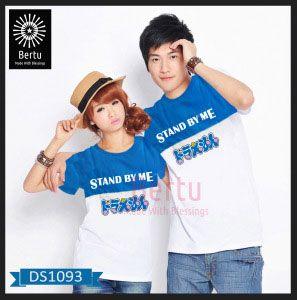 Baju Couple Doraemon Stand by Me