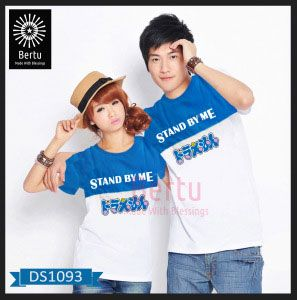 Baju Couple Doraemon Stand by Me