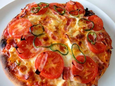 コストコ ローマトマト 房付 枝付 プチトマト イタリア ピザ チーズ