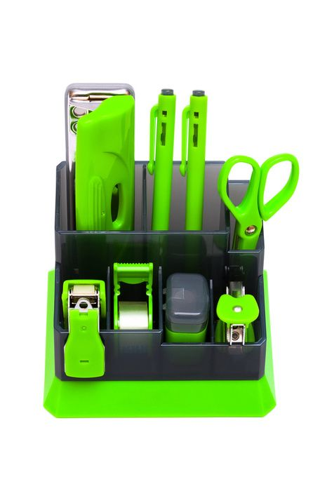 desk organizer - photo/picture definition - desk organizer word and phrase image