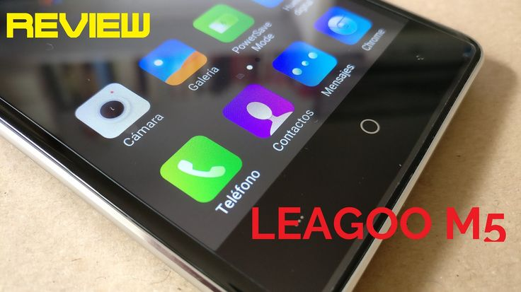 Leagoo M5 - Review / Análisis / Videoreview