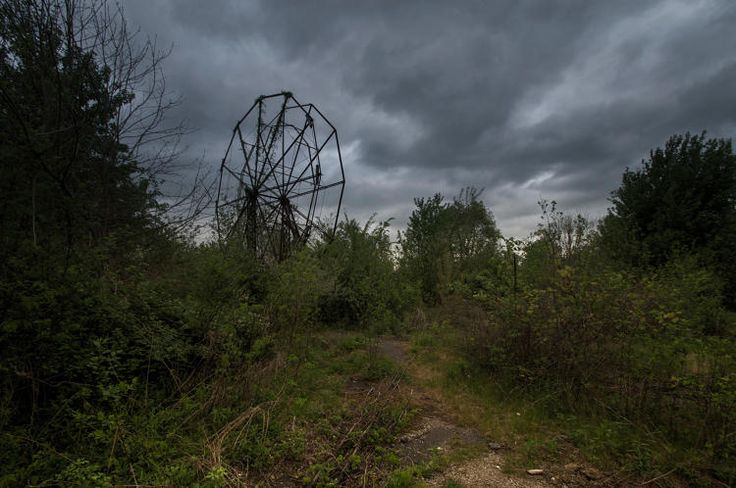 The World's Most Hauntingly Beautiful Abandoned Theme Parks | Co.Design | business + design