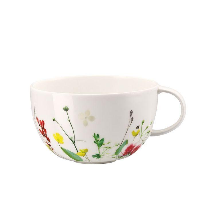 Brillance Fleurs Sauvages Te/Cappuccinokopp 25 cl. 130 kr. - RoyalDesign.se