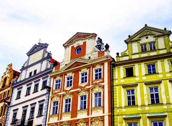 Domino shares reasons to fall in love with Prague's architectural beauty.