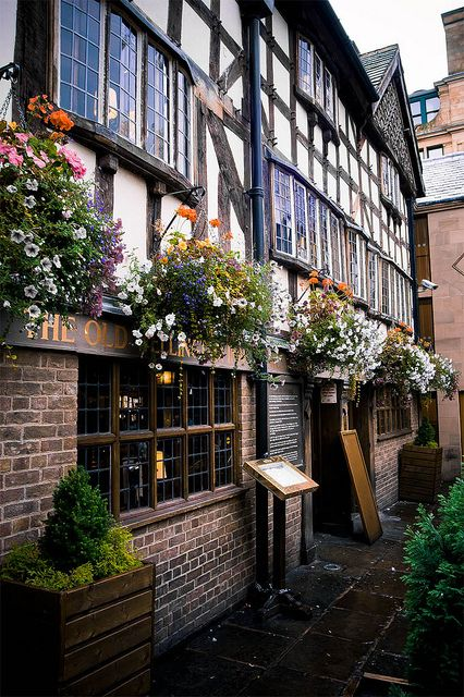 The Old Wellington Inn, Pub, Manchester City